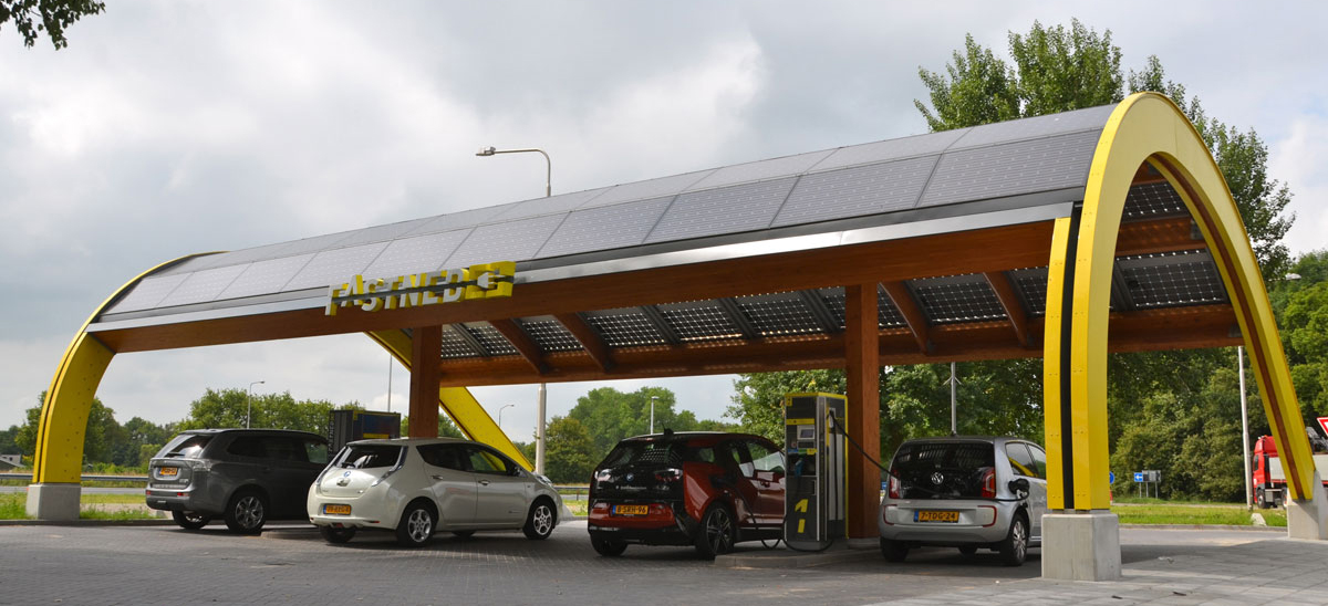 Fastned Station