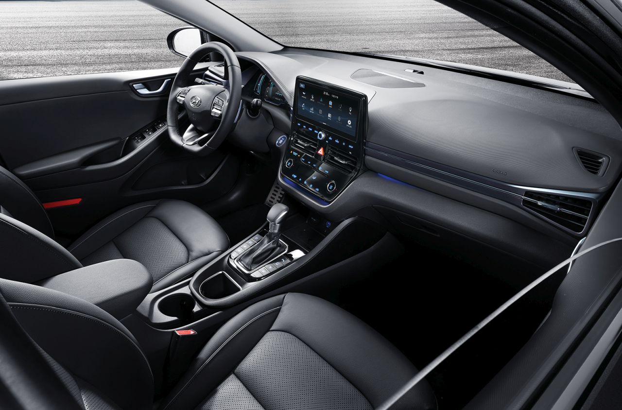 Interieur Ioniq Electric