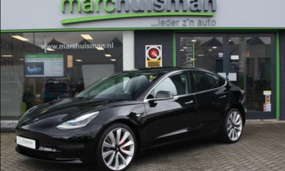 Tesla Model 3 tweedehands Occasion Marc Huisman