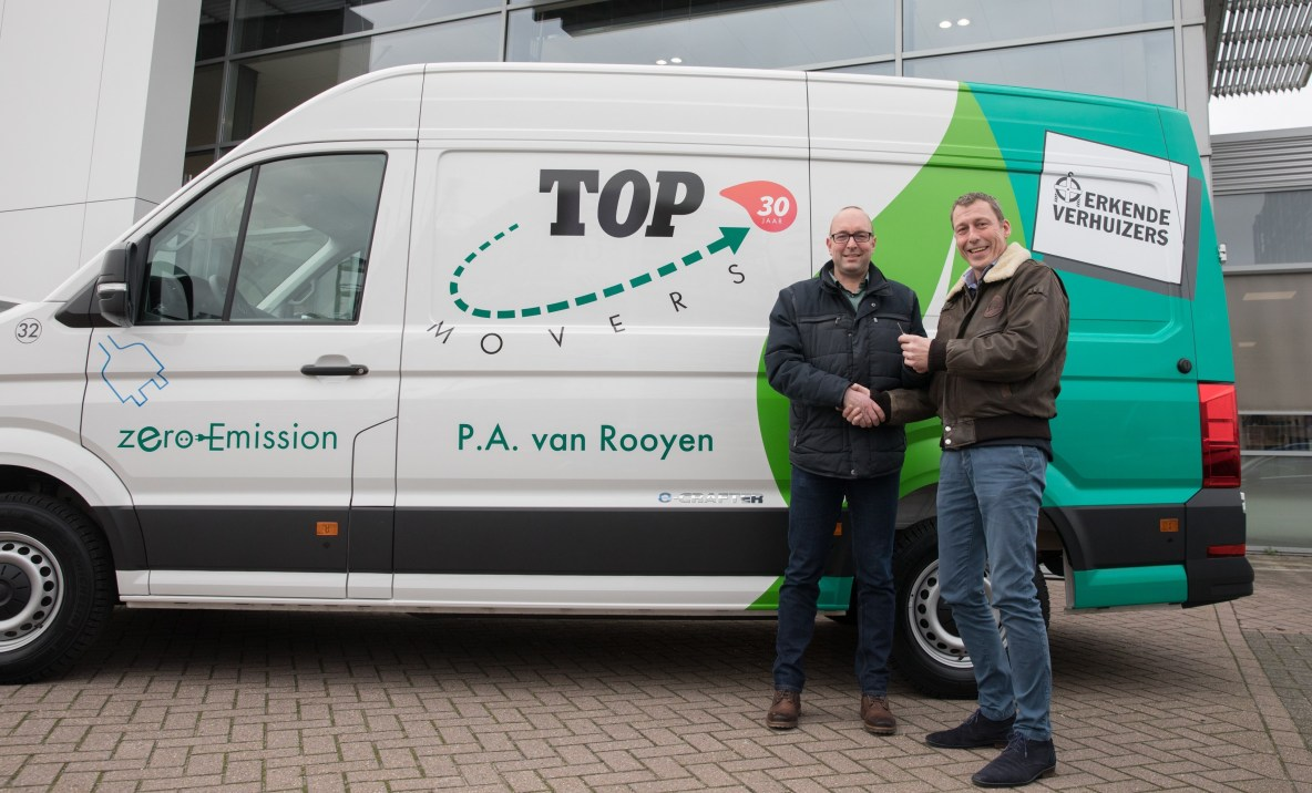 e-crafter levering